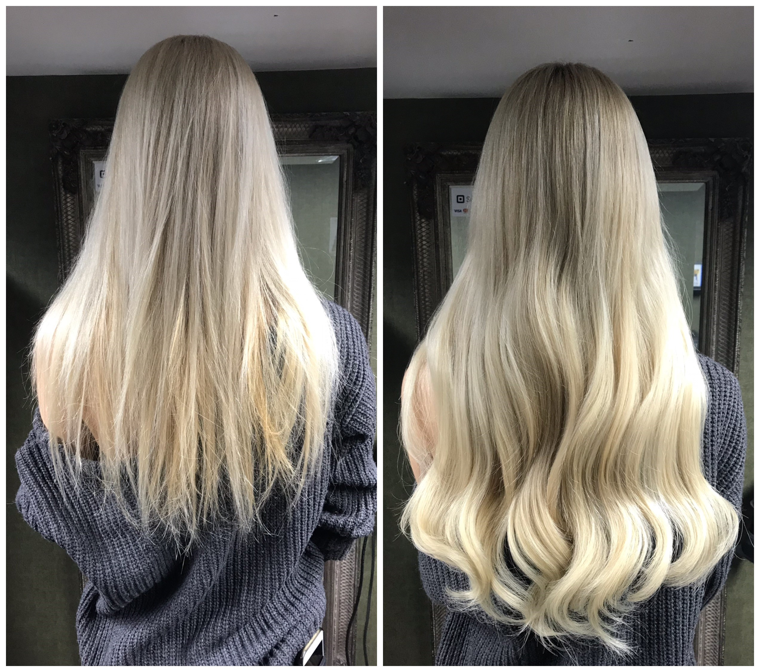 Louise Bailey Tape Hair Extensions7 Hair Extensions London