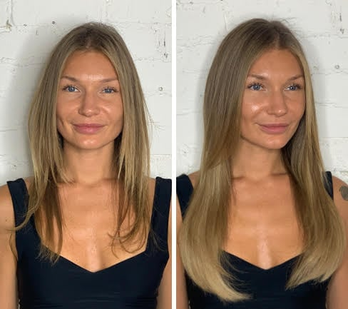 balayage-hair-extensions-before-after