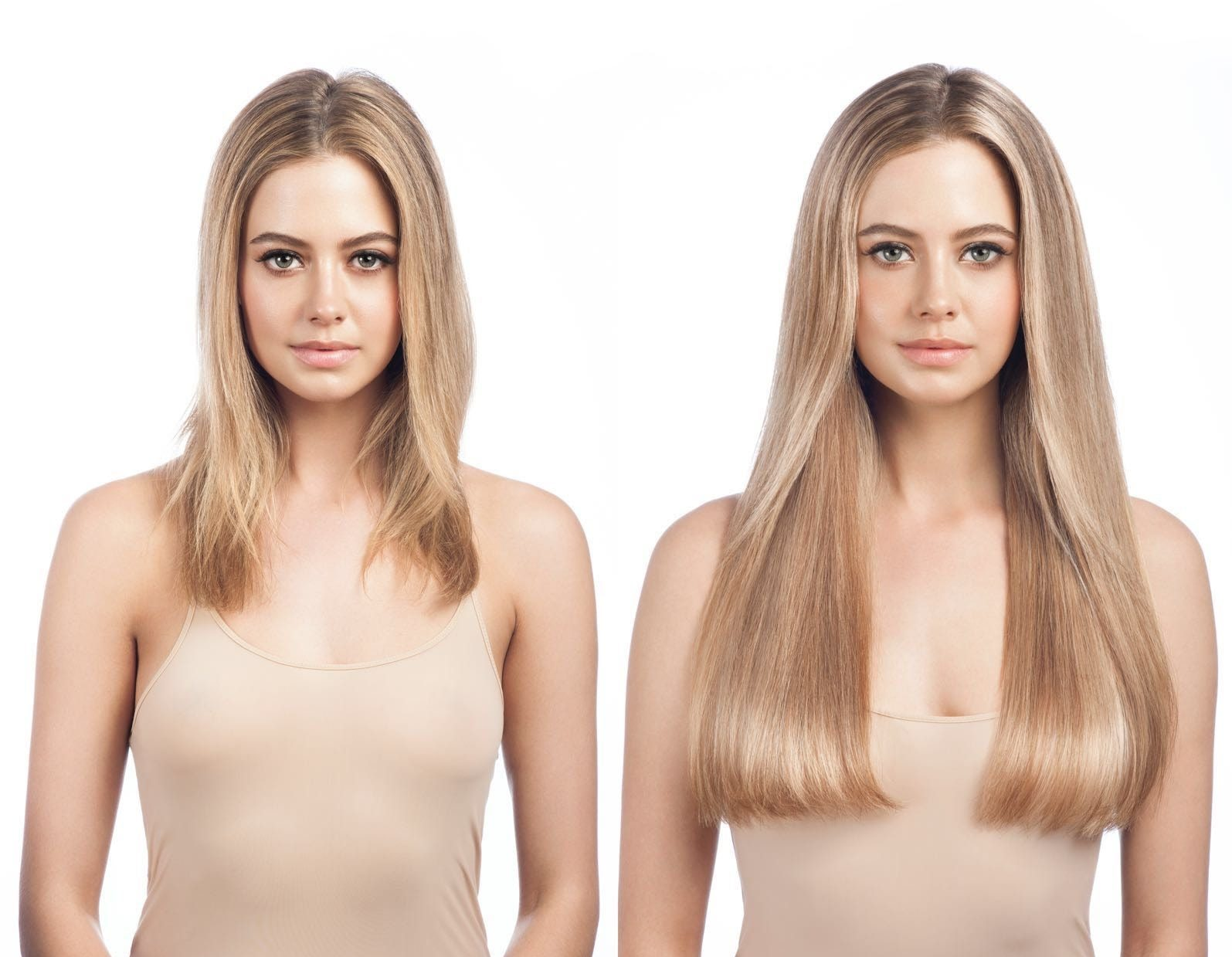 clip-in-extensions-before-after-pictures