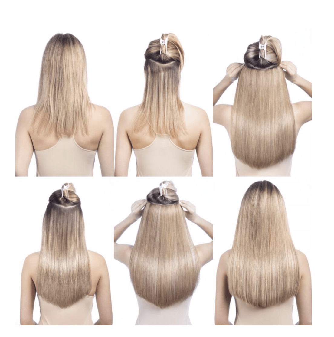 how-to-clip-in-hair-extensions