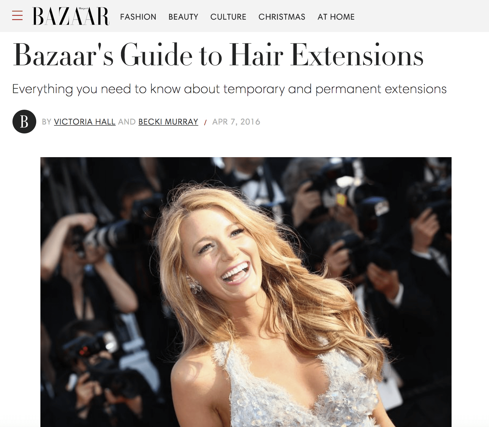 harpers-bazaar-louise-bailey-hair-extensions-london-press-coverage