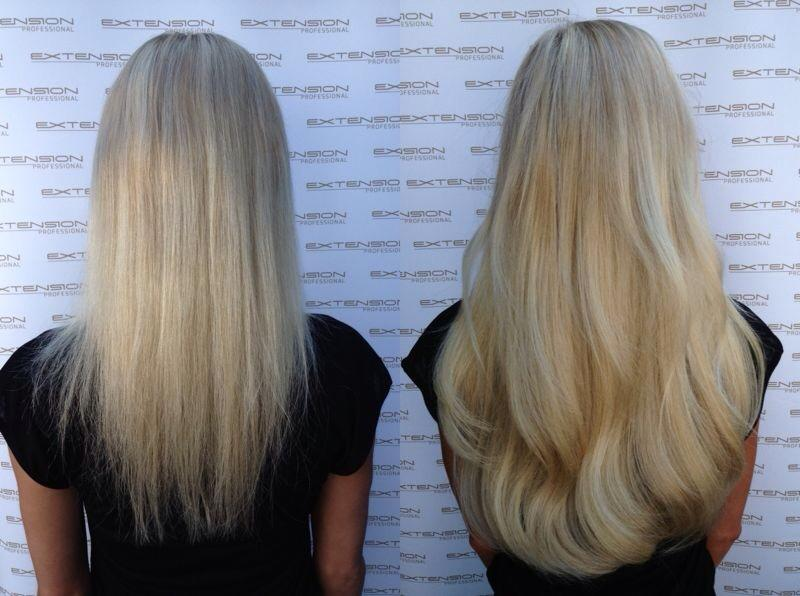 Pre Bonded And Tape Hair Extensions London Gallary Hair Extensions